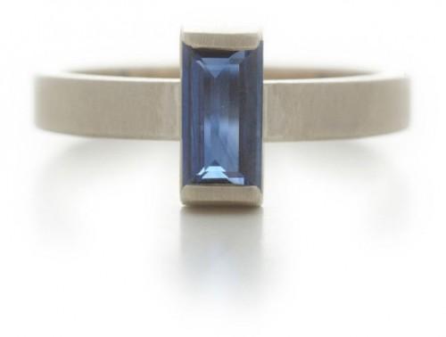 Dawes Design Sapphire Engagement Ring