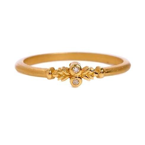 Megan Thorne engagement ring