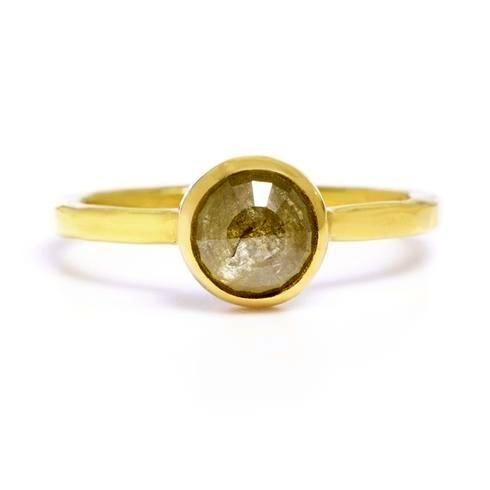 Melissa Joy Manning engagement ring