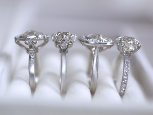 Erika Winters Engagement Rings