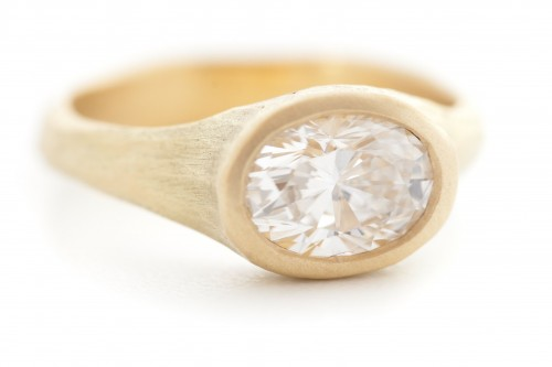 Rebecca Overmann Avilan Diamond Ring
