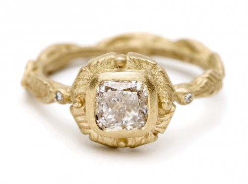 Sofia Kaman Avilan Diamond Ring
