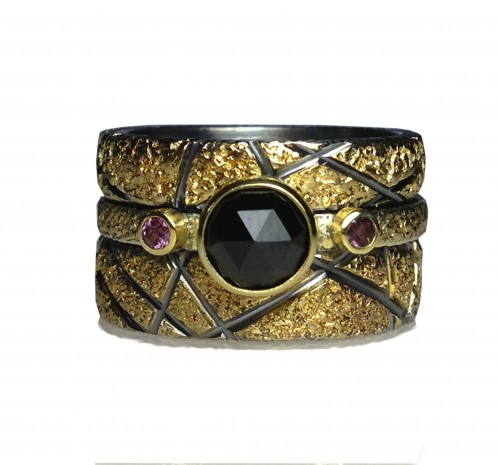 Jenny Reeves ring stack