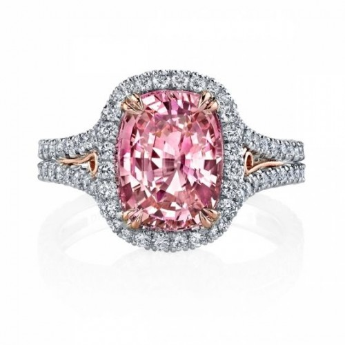 Omi Prive Omi Gems Sapphire Ring
