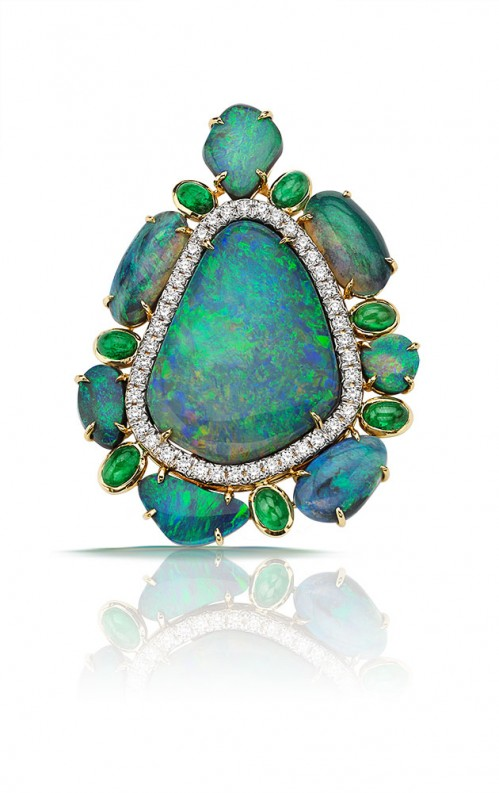 Jewelry Designer Spotlight: Pamela Huizenga Jewelry at Couture