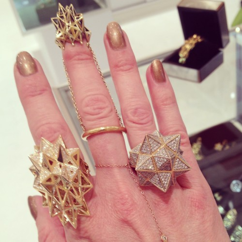 John Brevard Gold Rings
