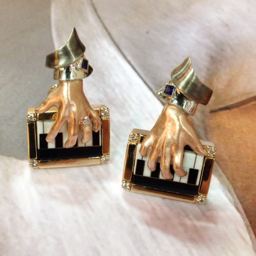 Mark Schneider Cufflinks