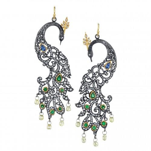 Arman Sarkisyan earrings