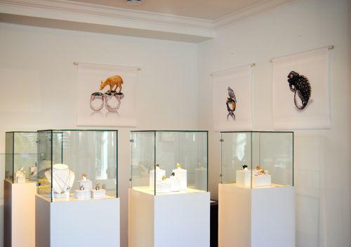Manya and Roumen Open Concept Gallery