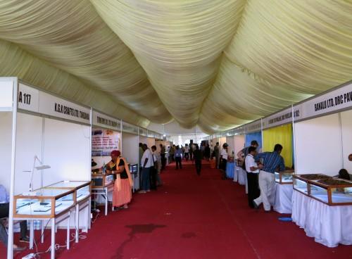 Arusha Gem Fair Tent