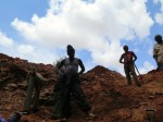 #idazzletravels Gemstone Adventures: a Mine in Kenya