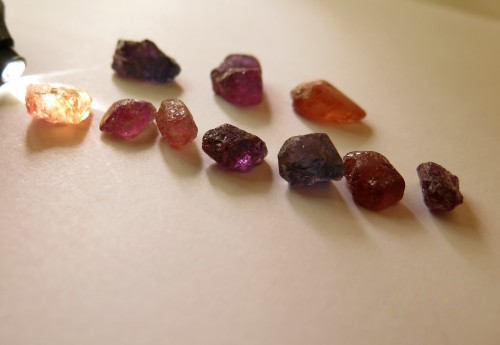 Umba River Sapphires