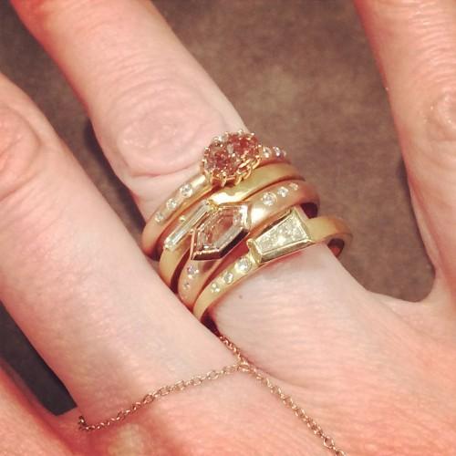 JJ 4ringstack  e1418263001681 idazzle.com Jewelry Designer Spotlight: Jamie Joseph Engagement Rings