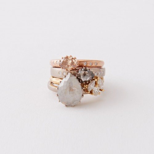 JJ Prong stack 279 e1418263085721 idazzle.com Jewelry Designer Spotlight: Jamie Joseph Engagement Rings