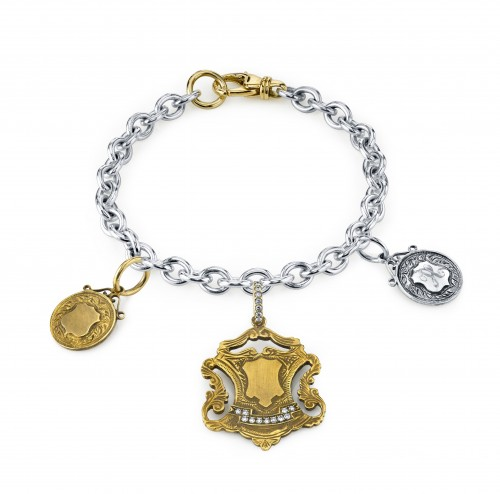 #idazzledesires: Anabel Higgins Bracelet for Breast Cancer Charities
