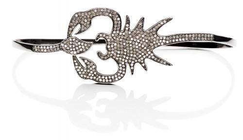 Vanessa Pederzani hand jewelry Skorpio