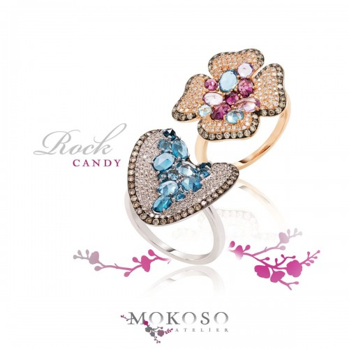 Mokoso Rock Candy Rings