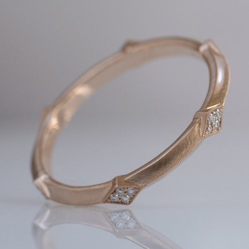 Contemporary Wedding Bands 24 Luxury Wear them singly