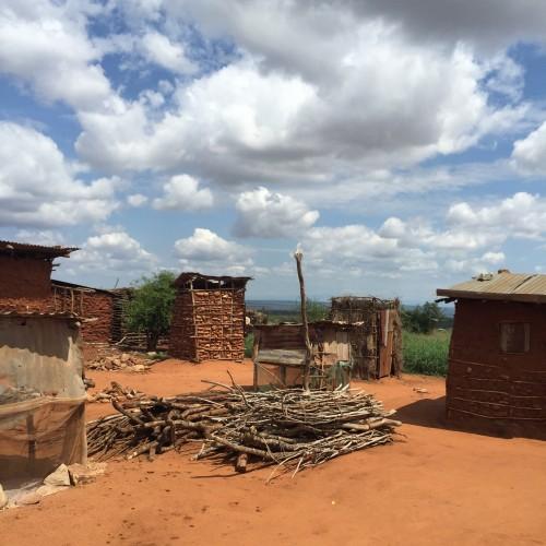 kenyan mining village