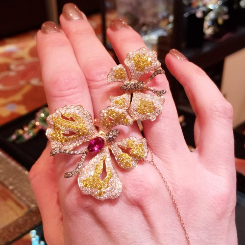 Wendy Yue Jewellery Ring