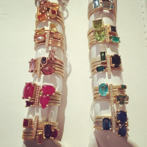 Jennifer Dawes Stacking Rings