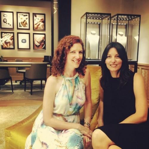 Monica Stephenson idazzle.com, Alexis Vourvoulis Bijoux Society