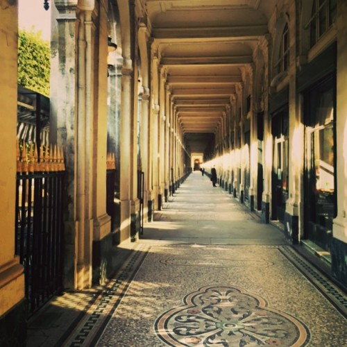 Palais Royal Arcade