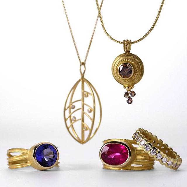 Barbara Heinrich jewelry