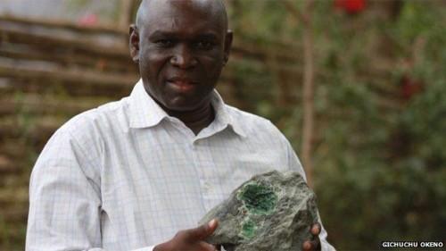 Gichuchu Okeno BBC Article