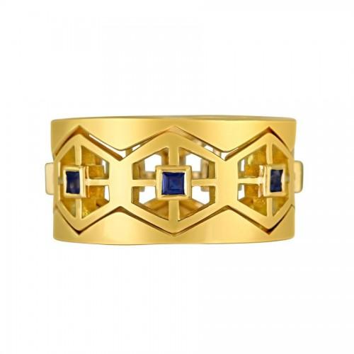 Amy Glaswand Ring