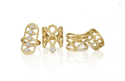Doryn Wallach rings