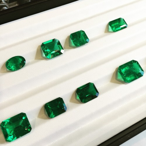 Muzo Emeralds