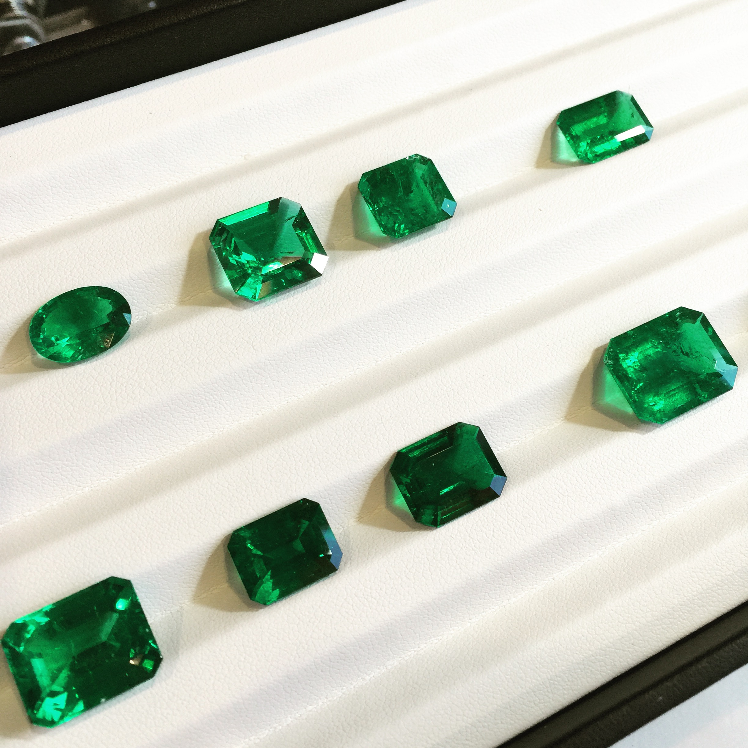 A Gem S Journey Muzo Emeralds From Colombia To Robert