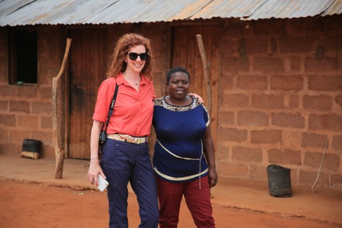 Monica Stephenson Kenyan Mine