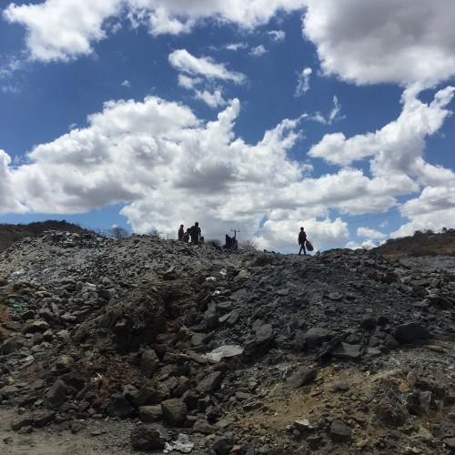 Miners in Tanzania